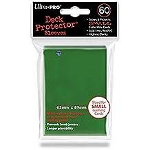Deck Protector Sleeves - Minibustine Ultpro 60 Pezzi, Verde New