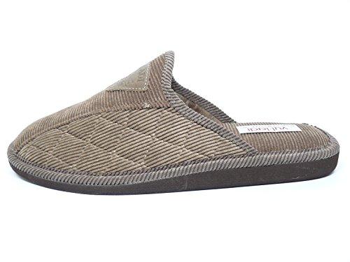 Vul-Ladi, Pantofole donna beige Size: 39