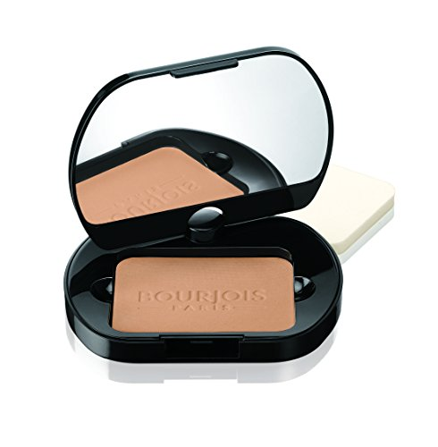 Bourjois - Silk face powder, polvos de sol, tono golden honey number t55
