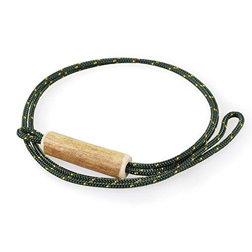 Pfeifenband Highlander ca. 50 cm x 3 mm, oliv