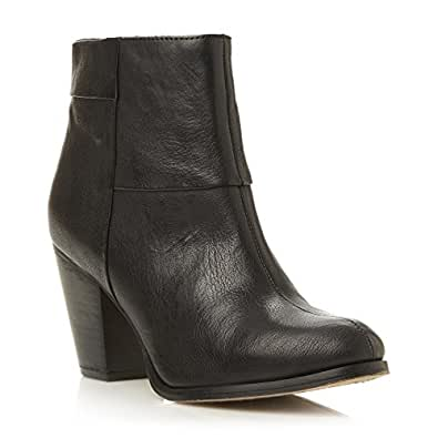 Dune Womens Nins Boots Black 3 UK, 36 EU