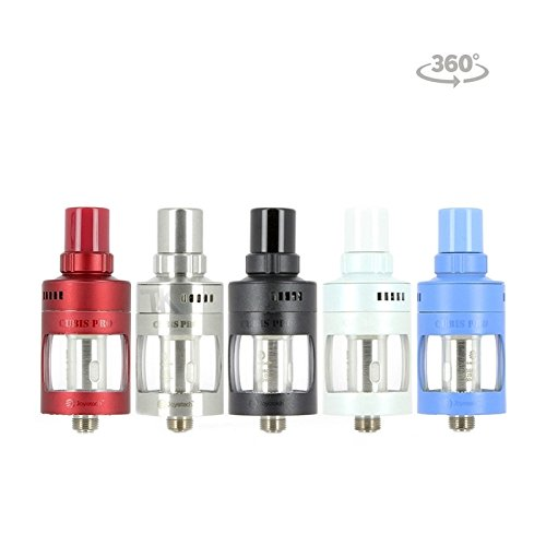 e-Zigarette Joyetech Cubis Pro Verdampfer Farbe Silber