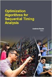 Portada del libro Optimization Algorithms for Sequential Timing Analysis [Hardcover] [Jan 01, 2014] BURKE ANDREW