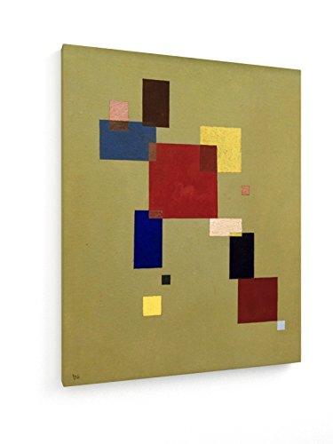 Wassily Kandinsky - 13 Rettangoli - 60x75 cm - weewado - Belle stampe d