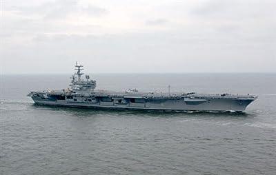 Italeri - I5533 - Maquette - Bateau - Porte-avion USS R Reagan - Echelle 1:700