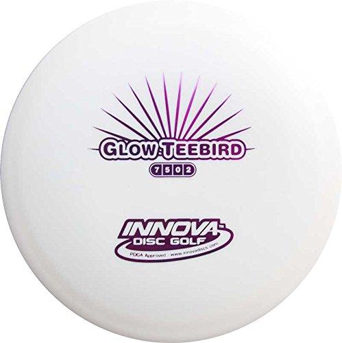 Innova Disc Golf Glow DX teebird Golf Disc (Farben können variieren), Verschiedene Farben (Disc Dx)