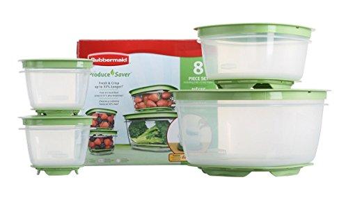 rubbermaid-8-piece-produce-saver-set