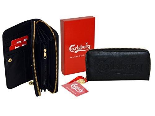 Carlsberg portafoglio donna lungo edizione speciale