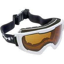 Ultrasport Race Edition - Gafas de esquí, color blanco