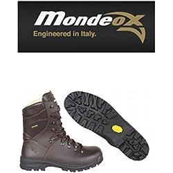 Bota para pista anfibio marca Mondeox en cobre puro Hunter OX 8 botas botas tg 43