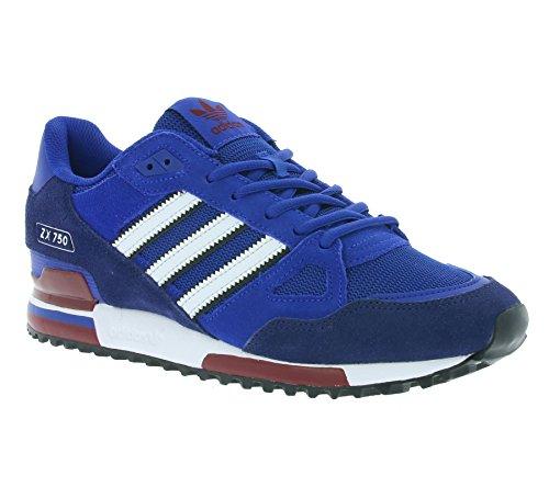 adidas-herren-zx-750-laufschuhe-mehrfarbig-croyal-ftwwht-dkblue-43-1-3-eu