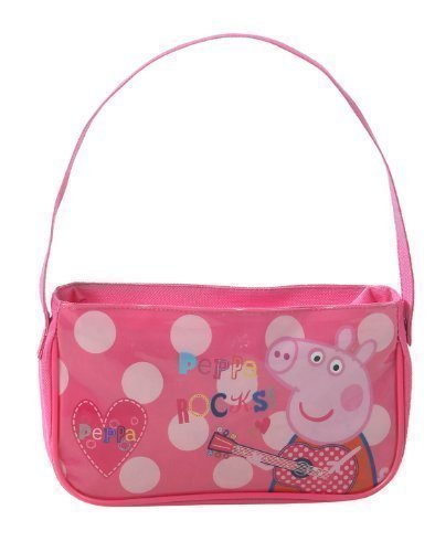 - 41QKUPRMBfL - Peppa Pig Rocks Handbag