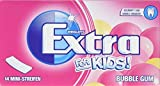 Wrigleys Extra for Kids Mini-Streifen Kaugummi, 12 Packungen à 14 Kaugummis