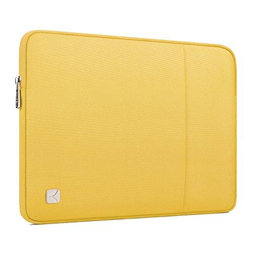 CAISON 15,6 Zoll Ultrabook Tasche Laptop hülle für Dell XPS 15 / HP Pavilion 15 Envy x360 15/15,6 Lenovo IdeaPad 330s Yoga 730 / ASUS ZenBook UX580 UX550 / 15