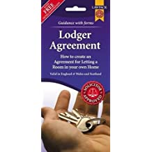 Lodger Agreement Form Pack (England, Wales and Scotland)