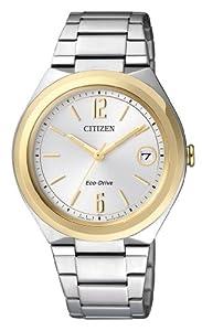 Citizen Elegant FE6024-55A Reloj de Pulsera para mujeres Alimentación Solar de Citizen
