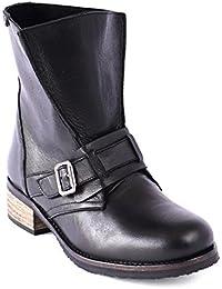 381ba9a137f Amazon.es  botas caña ancha - 39   Zapatos para mujer   Zapatos ...