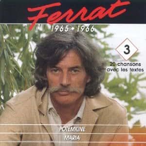 Ferrat: 1965-1966 (Vol.3)