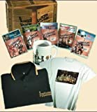 Augsburger Puppenkiste, Spezial Edition, 6 DVDs u. 1 Audio-CD in Holzkiste