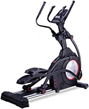 PowerMax Fitness EC-1600 Commercial Elliptical Cross Trainer with Free Installation and with Incline Designed