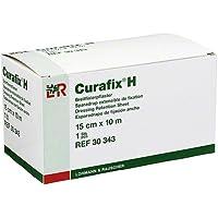 CURAFIX H Fixierpflaster 15cmx10m 1St. preisvergleich bei billige-tabletten.eu