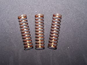 Besson Set Of 3 Valve Springs For Besson Sovereign Baritone