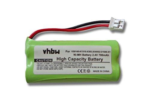 vhbw-batterie-ni-mh-700mah-24v-compatible-pour-siemens-gigaset-a12-a14-a16-a24-a26-a345-al14-al14h-a