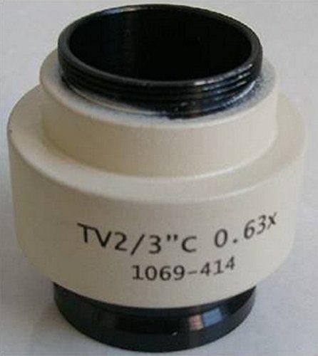 Preisvergleich Produktbild GOWE neue 1,6 x Video Adapter für Leica Relais/Zeiss Mikroskope!