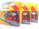 Kodak Fun Flash Disposable Camera - 39 Exposures 3 Pack -