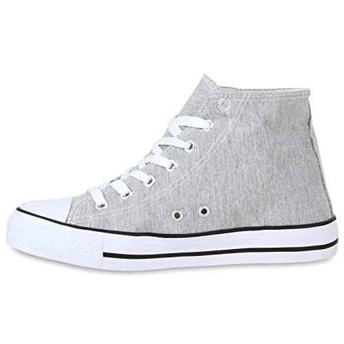 Altas Sapatilhas Lazer Sapatilhas Desportivo Cinza Claro Senhoras De Sapatos Superiores EqRpIwcA