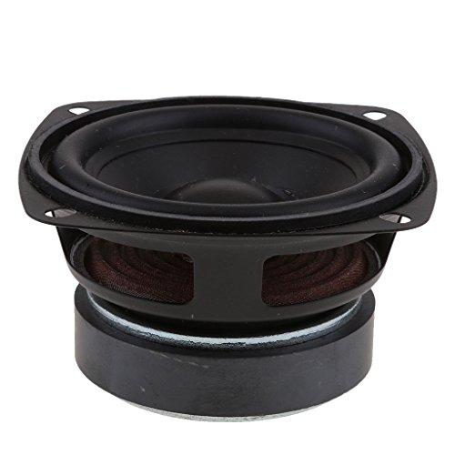 Homyl 3 Zoll DIY Audio Lautsprecher Subwoofer für Lautsprecherbox , Auto , Schiff , 15W, 4 Ohm (15 4-ohm-lautsprecher)