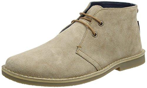 ben-sherman-mens-mocam-ankle-boots-beige-sand-008-10-uk-44-eu
