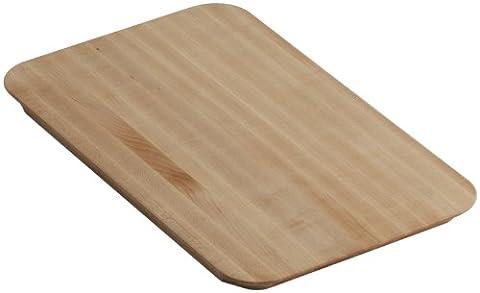 KOHLER K-6246-NA Riverby Hardwood Cutting Board