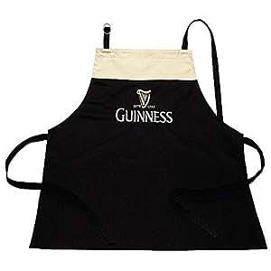 "Guinness Tablier En Coton ""Pint"" (sg)"