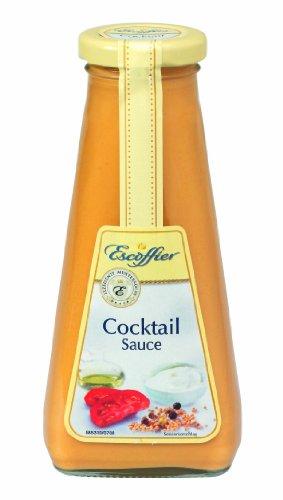 Escoffier Cocktail-Sauce, 3er Pack (3 x 200 ml)