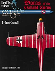 Doras of the Galland Circus (Library of Eagles, Number 1) by Jerry Crandall (1999-05-02)