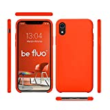 Moxie Mobile phone accessories - Moxie Coque iPhone XR [BeFluo] Coque Silicone Fine...