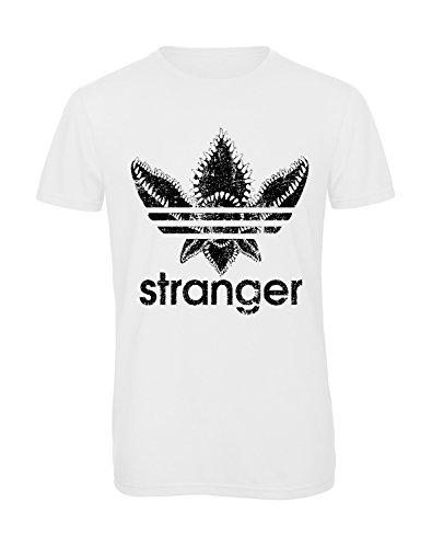 T-shirt stranger things serie tv, taglia s