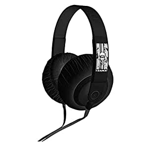 iDance SDJ 450 DJ Headphone (Black)
