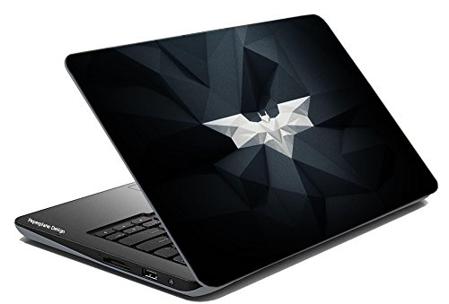 Paper Plane Design Super Hero Collection Laptop Skins & Sticker For All Models (Upto 15.6 inches)