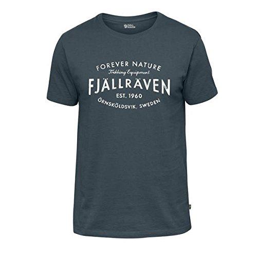 FJÄLLRÄVEN Herren Est 1960 T-Shirt M Hemd Not Applicable, Abenddämmerung, S