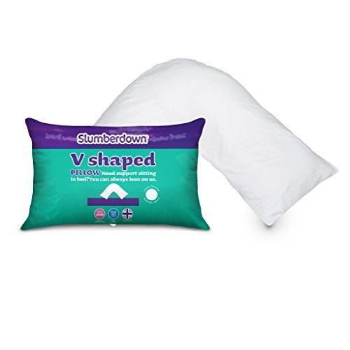 slumberdown-v-shape-pillow
