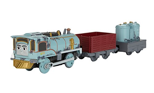 Thomas & Friends FJK52 Lexi the Experimnetal Engine, Thomas the Tank Engine Journey Beyond Sodor Movie Toy Engines, Toy Train, 3 Year Old