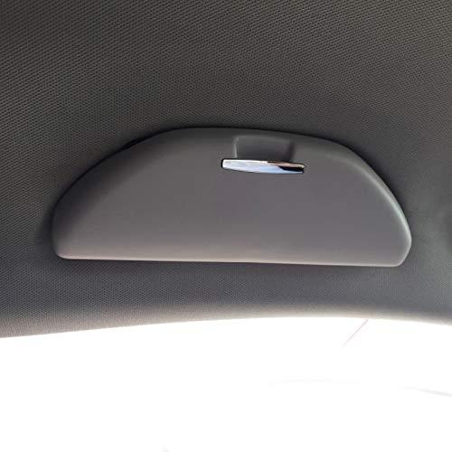 car sun glasses box for Polo 6R Octavia sunglasses case holder storage car roof sunglasses handle