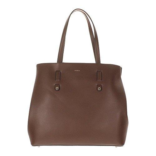 Furla Vittoria M Tote shopping bag Glace