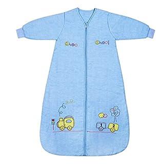 Saco de dormir Slumbersac con mangas – Varias tallas desde recien nacidos hasta 6 años