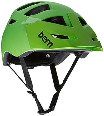 Bern VM8SW Men's Bicycle Helmet-White-white from Bern