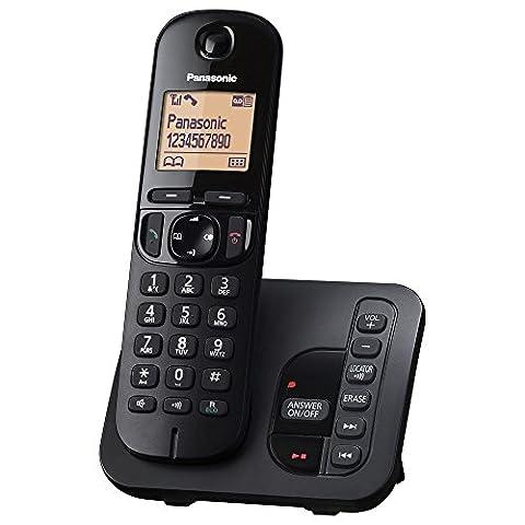 Panasonic KX-TGC220GB Schnurlostelefon mit