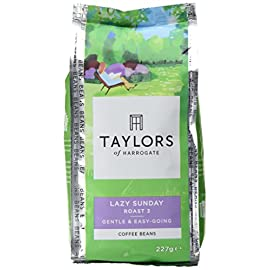 Taylors of Harrogate Lazy Sunday Coffee Beans, 227 g