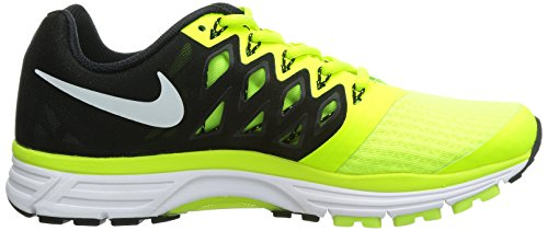 Nike Zoom Vomero 9, Chaussures de running homme Multicolore (Volt/White-Black)